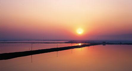 运城 • 盐湖·中国死海